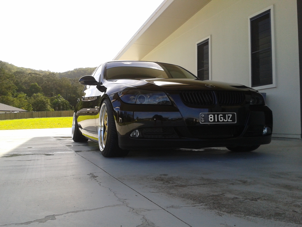 2006 bmw 320i executive e90 car sales qld sunshine. Black Bedroom Furniture Sets. Home Design Ideas