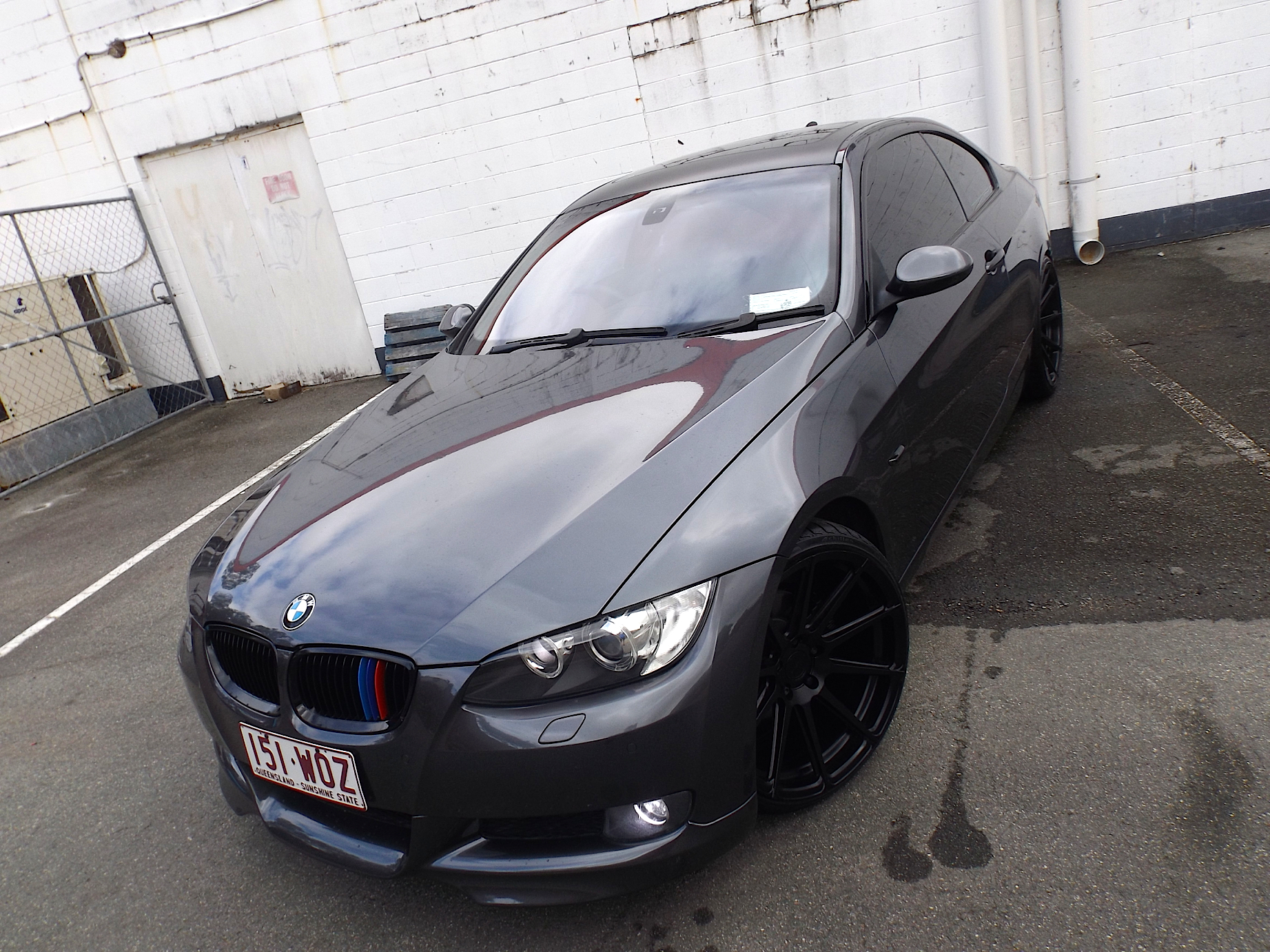 2006 bmw 325i e92 car sales qld brisbane south 3014273. Black Bedroom Furniture Sets. Home Design Ideas