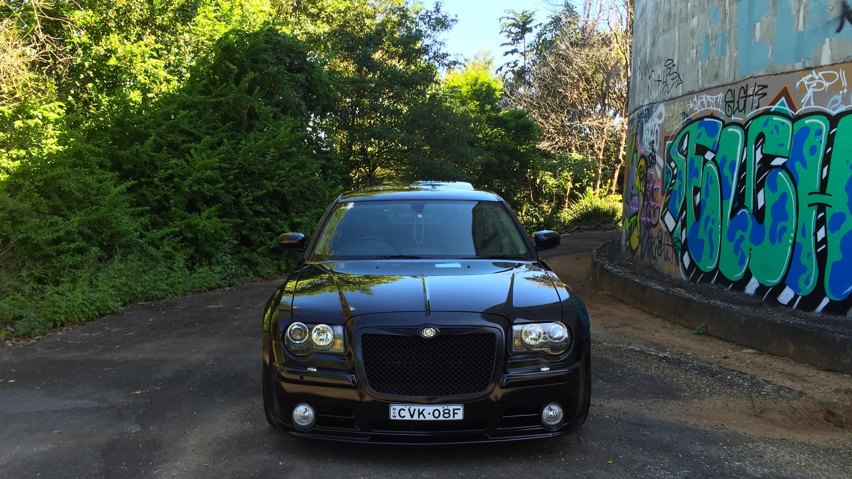 2006 chrysler 300c srt8 le my06 car sales qld gold. Black Bedroom Furniture Sets. Home Design Ideas