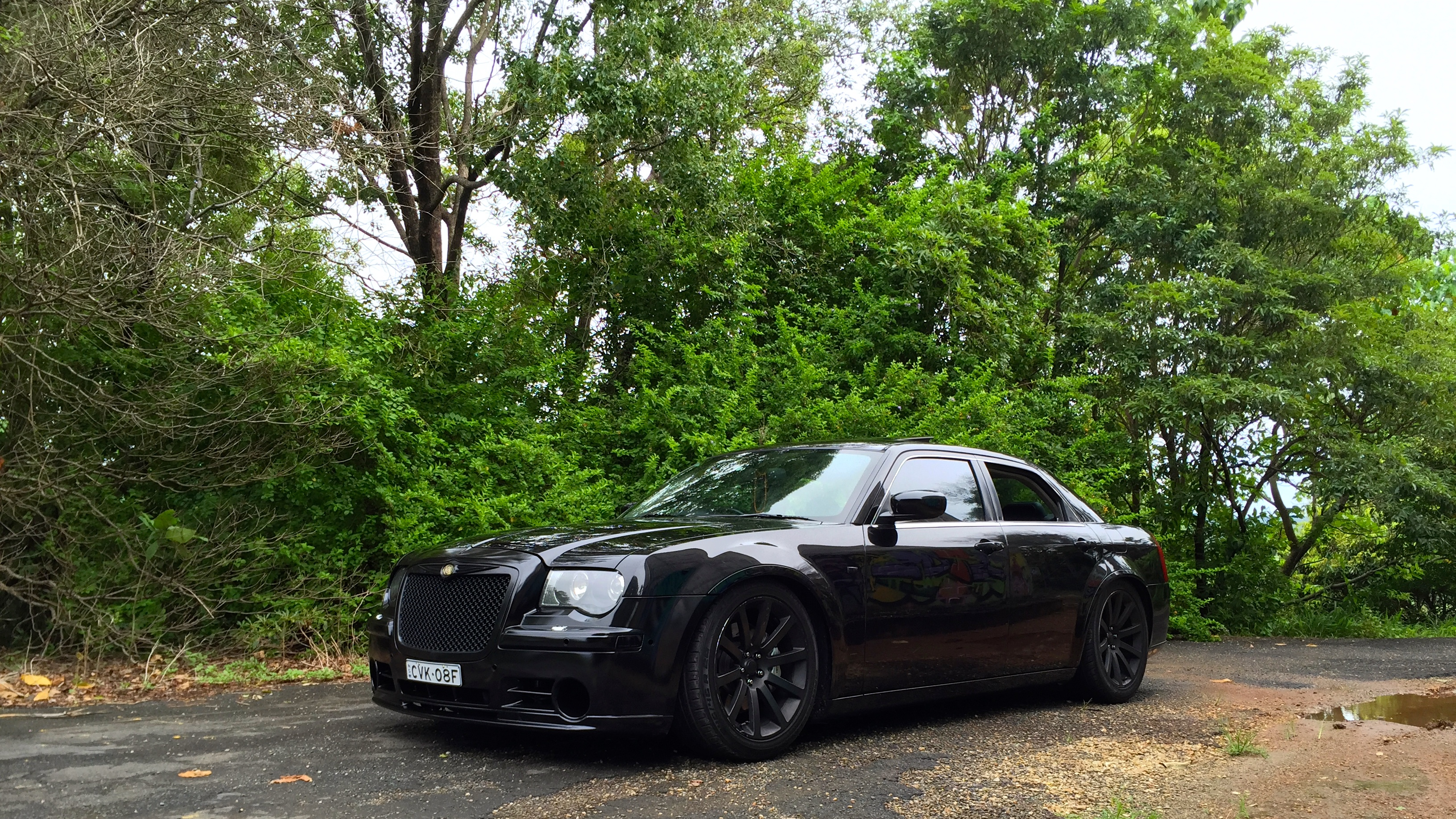 2006 chrysler 300c srt8 le my06 car sales qld gold. Black Bedroom Furniture Sets. Home Design Ideas