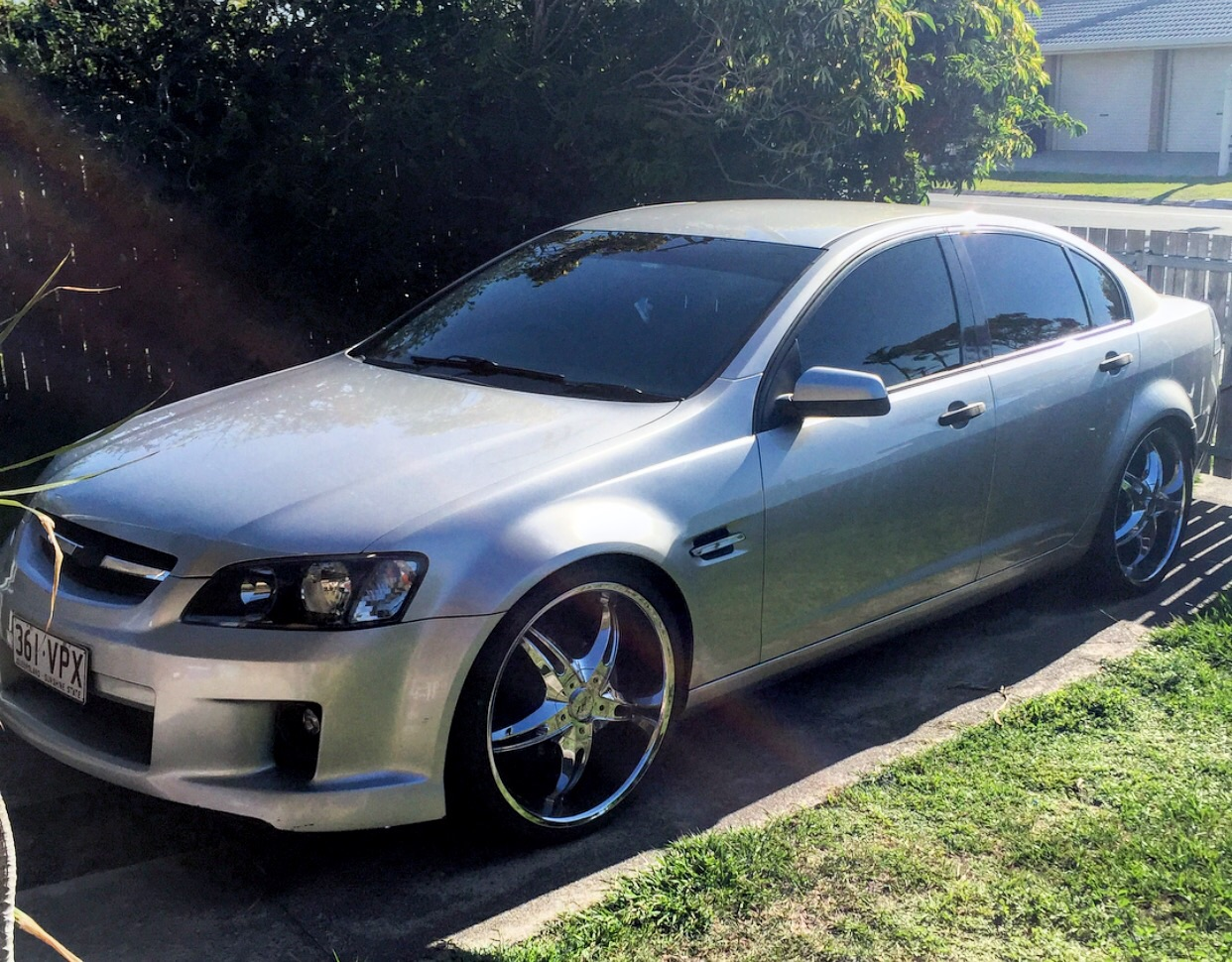 2006 Holden Commodore Sv6 Ve For Sale Or Swap Qld