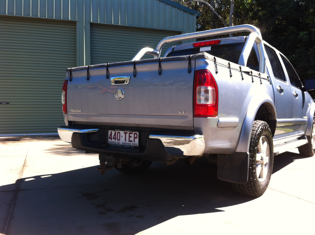 2006 Holden Rodeo Car Sales Qld Bundaberg 2943798