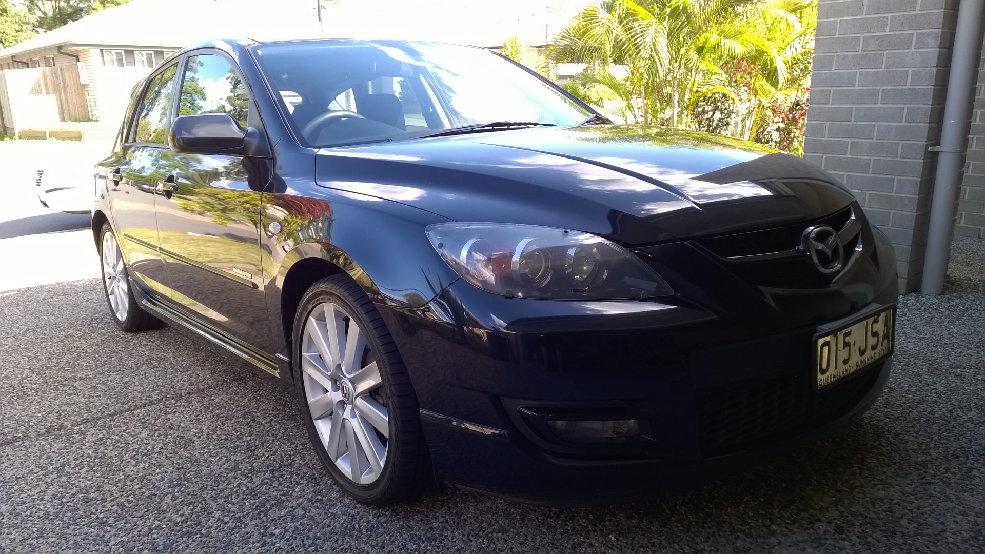 2006 mazda mazda3 mps bk car sales qld brisbane north. Black Bedroom Furniture Sets. Home Design Ideas