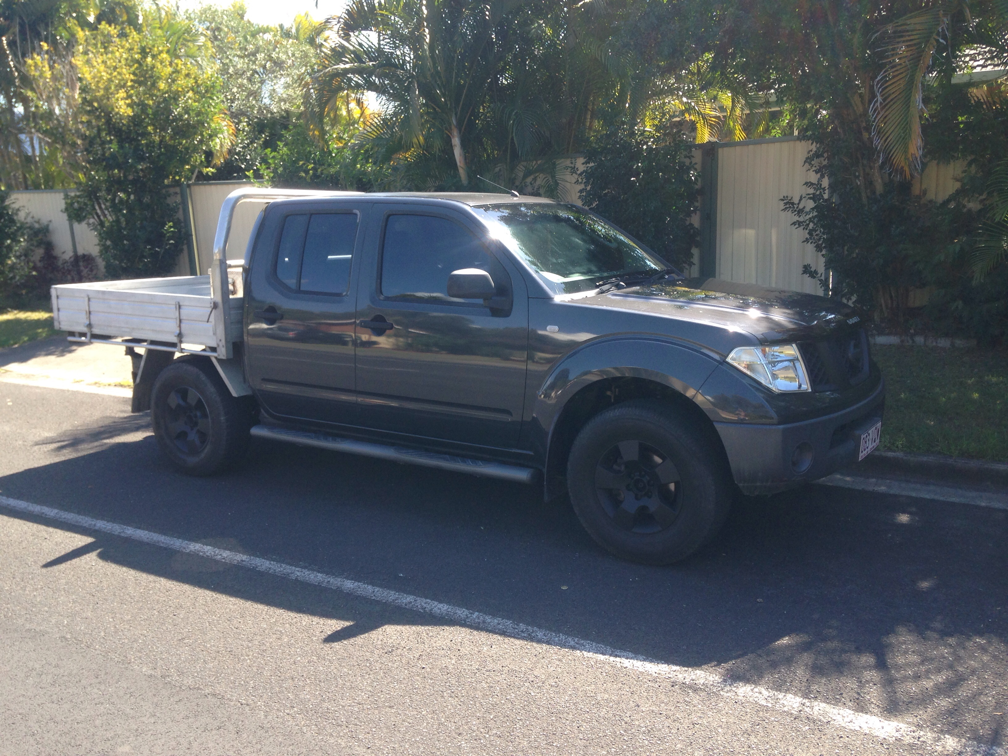 2006 Nissan Navara Rx 4x4 D40 For Sale Or Swap Qld