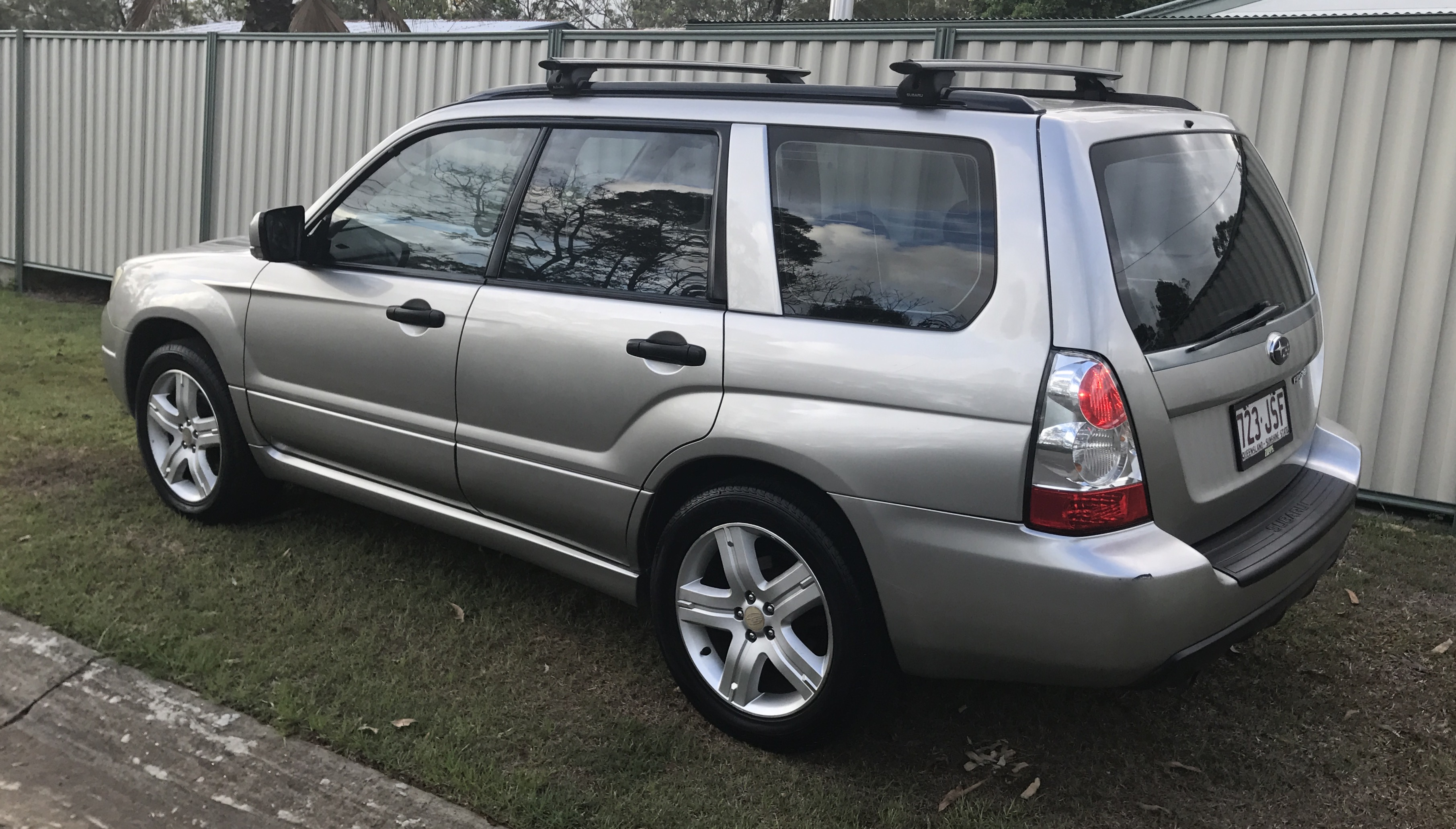 2006 subaru forester xt luxury my06 car sales qld gold. Black Bedroom Furniture Sets. Home Design Ideas