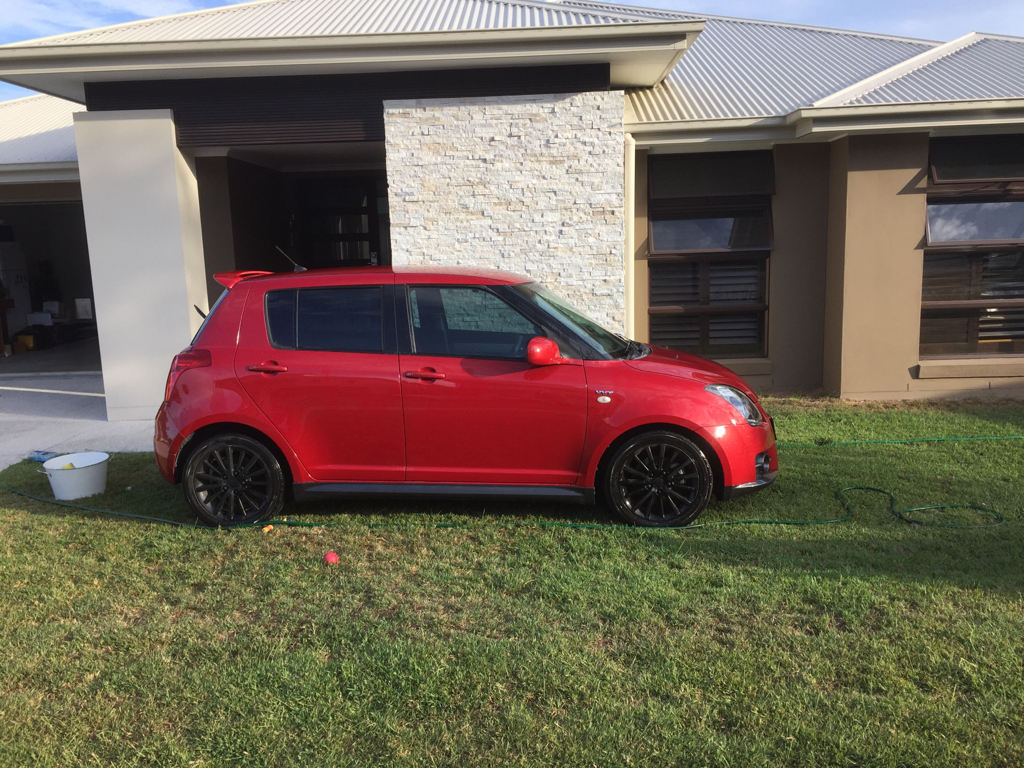 2006 suzuki swift car sales qld brisbane east 2911286. Black Bedroom Furniture Sets. Home Design Ideas