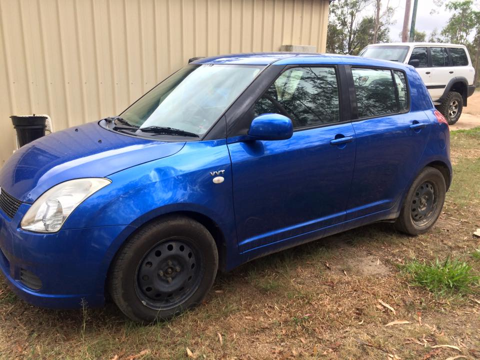 2006 suzuki swift car sales qld sunshine coast 2915271. Black Bedroom Furniture Sets. Home Design Ideas