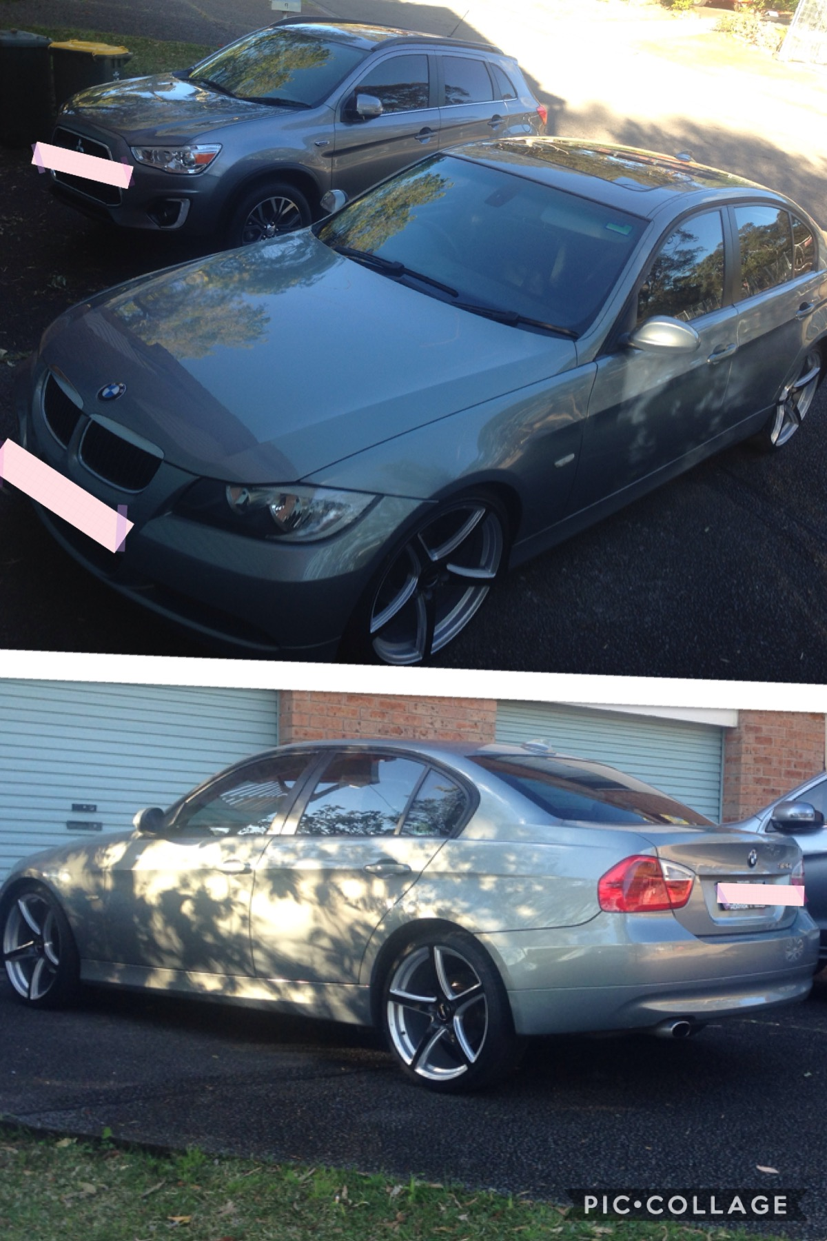 2007 bmw 320i e90 07 upgrade car sales nsw newcastle. Black Bedroom Furniture Sets. Home Design Ideas