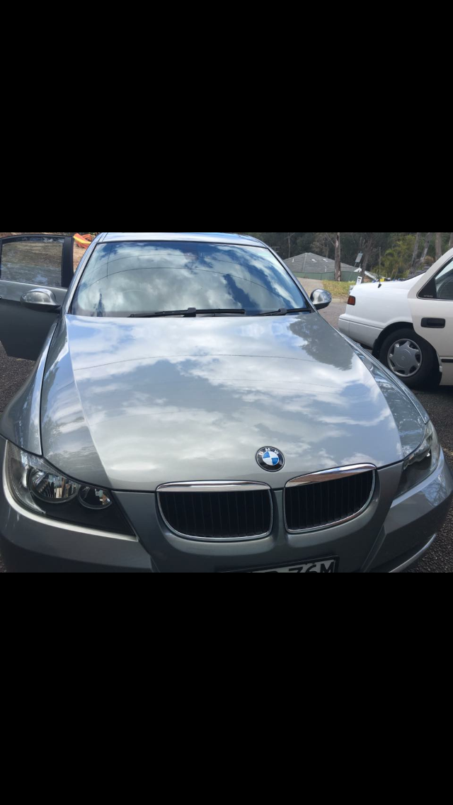 2007 bmw 320i e90 07 upgrade car sales nsw newcastle 2994845. Black Bedroom Furniture Sets. Home Design Ideas