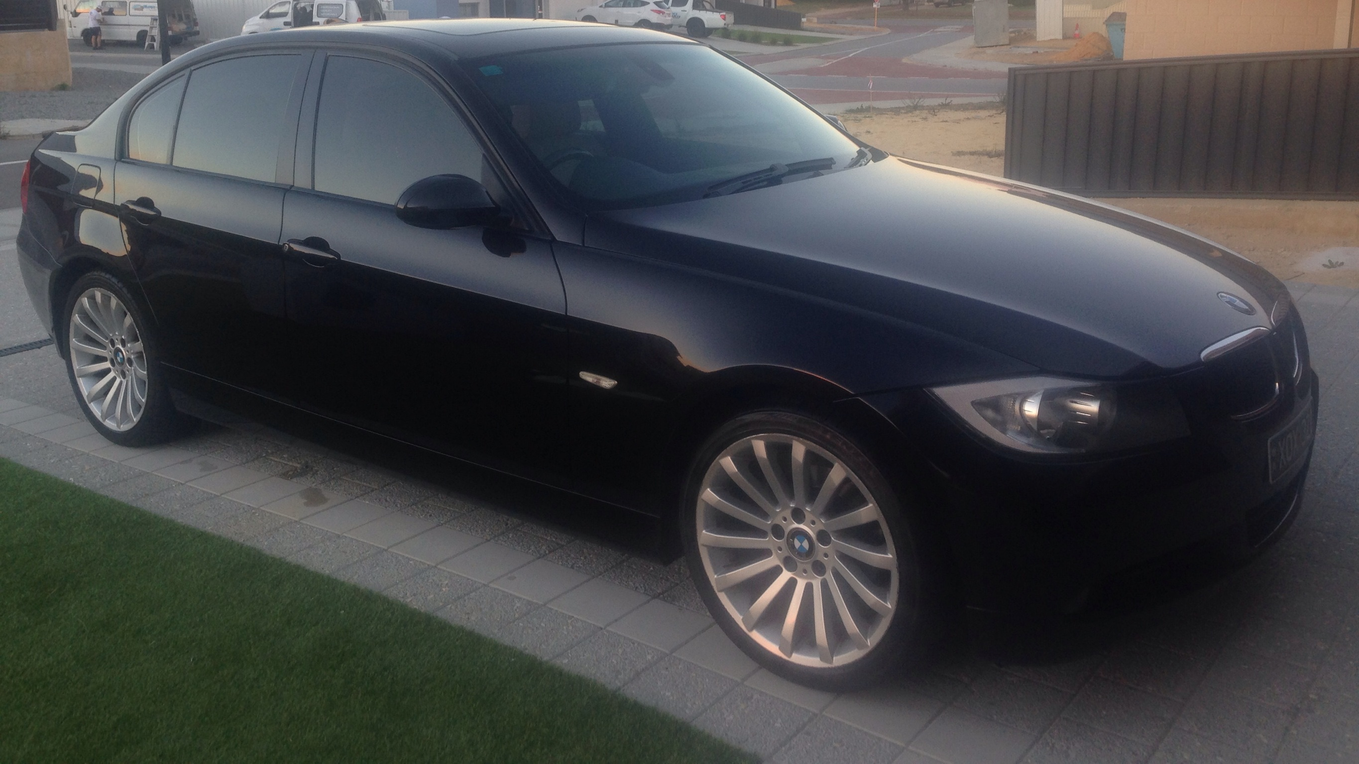 2007 bmw 320i executive luminance e90 car sales wa. Black Bedroom Furniture Sets. Home Design Ideas