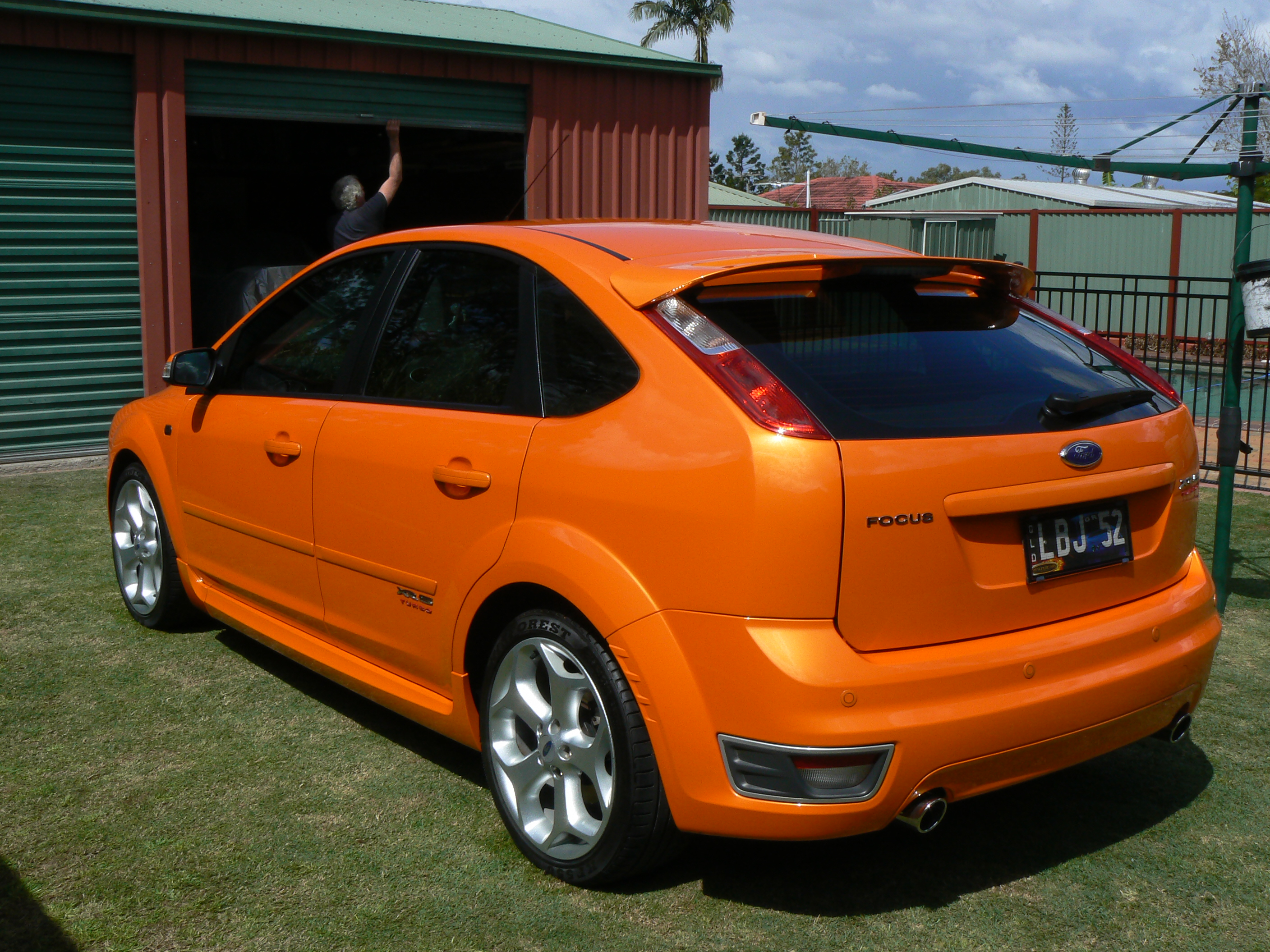 2007 ford focus xr5 turbo lt car sales qld brisbane south 2771429. Black Bedroom Furniture Sets. Home Design Ideas