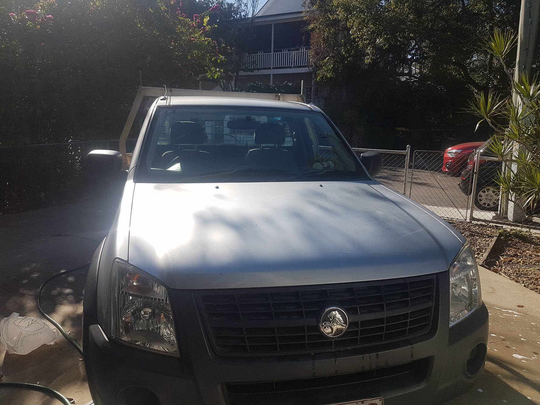2007 Holden Rodeo Dx Ra My06 Upgrade Car Sales Qld