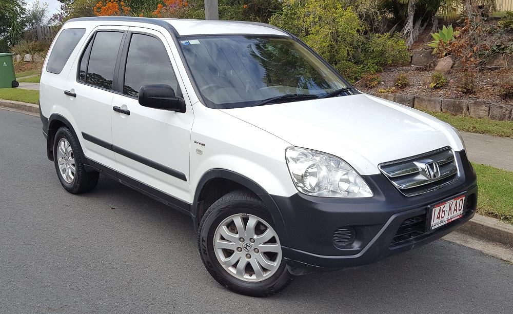 2007 honda crv 4x4 extra car sales qld brisbane 2960008. Black Bedroom Furniture Sets. Home Design Ideas