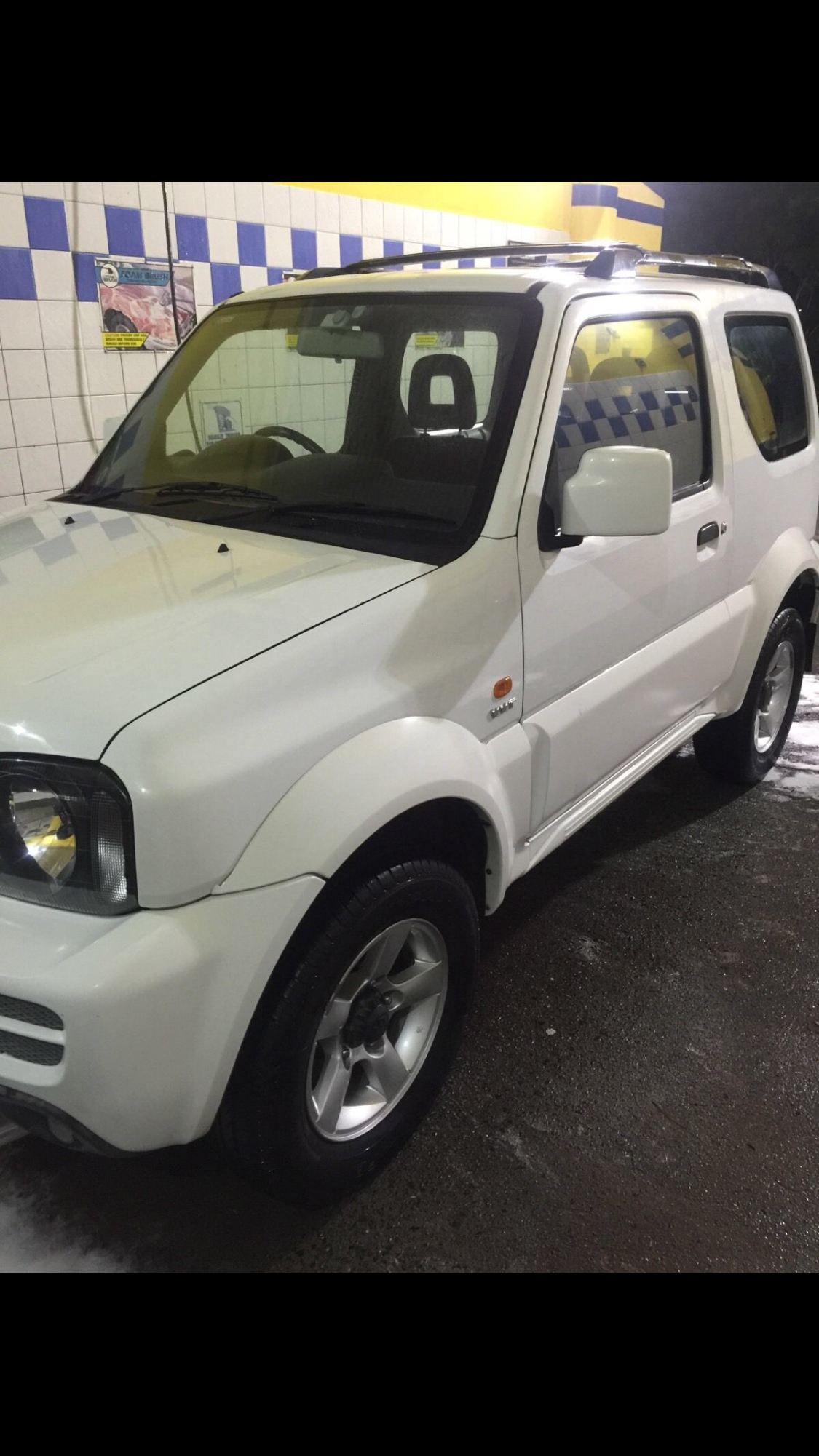 2007 suzuki jimny jlx 4x4 upgrade car sales qld brisbane north 2912867. Black Bedroom Furniture Sets. Home Design Ideas