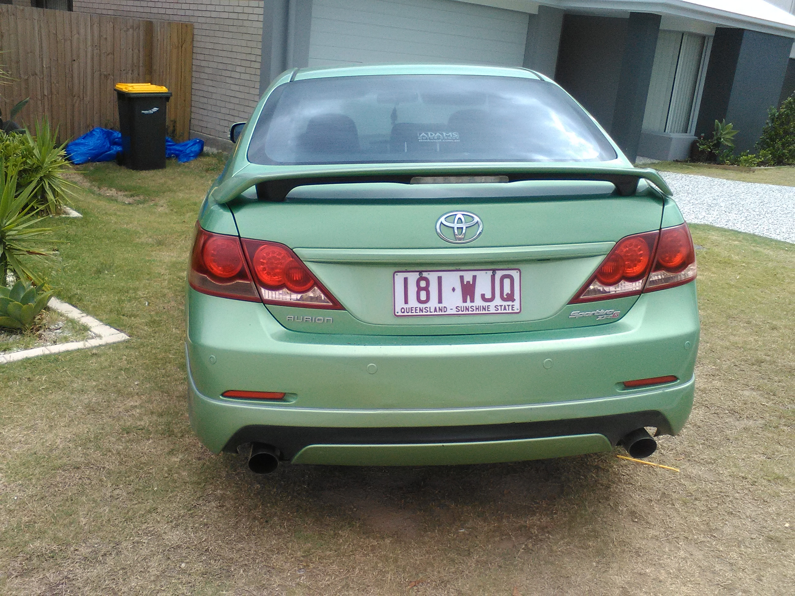 2007 Toyota Aurion For Sale Or Swap Qld Ipswich 2980220