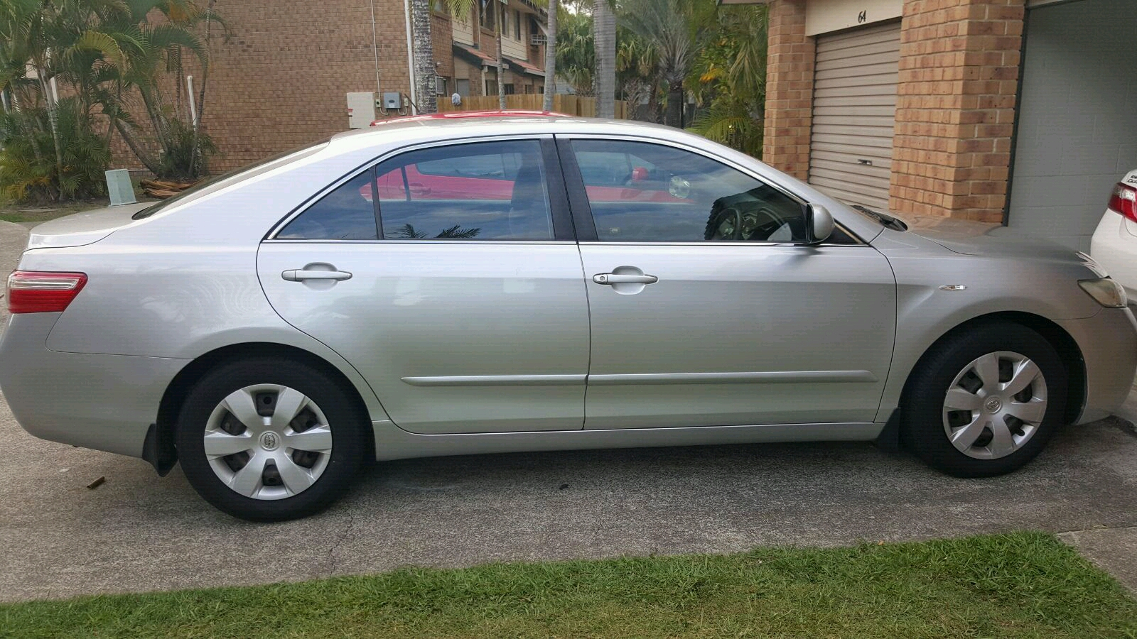 2007 toyota camry altise acv36r car sales qld brisbane. Black Bedroom Furniture Sets. Home Design Ideas