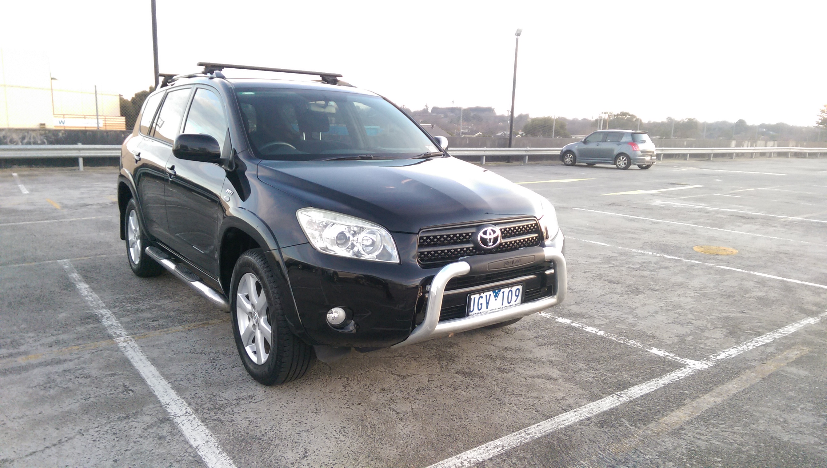 2007 toyota rav4 cruiser 4x4 aca33r car sales vic. Black Bedroom Furniture Sets. Home Design Ideas