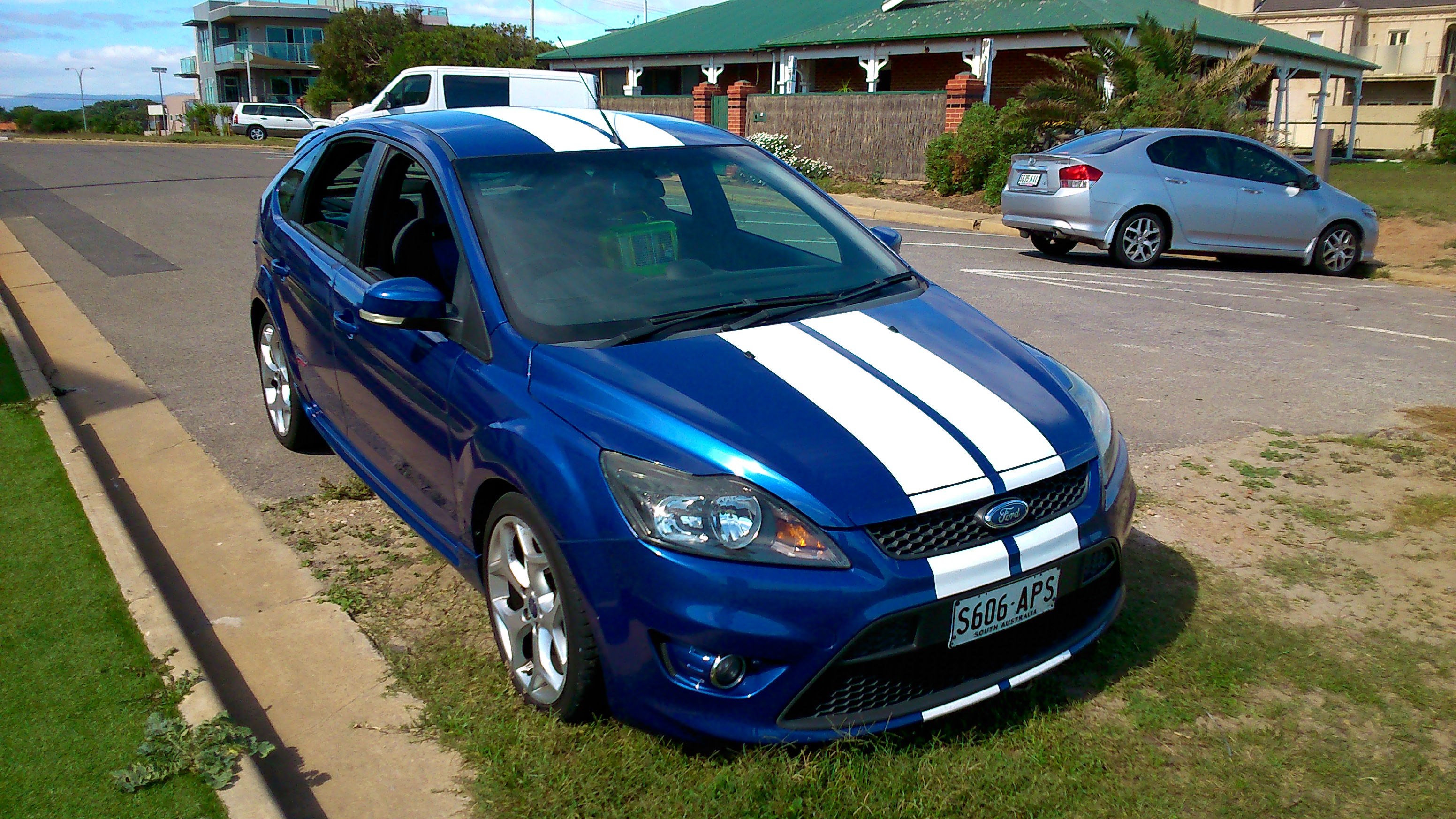 2008 ford focus xr5 turbo lv car sales sa adelaide 2780101. Black Bedroom Furniture Sets. Home Design Ideas