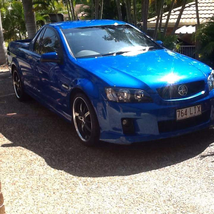 HOLDEN SS COMMODORE FOR SALE QLD