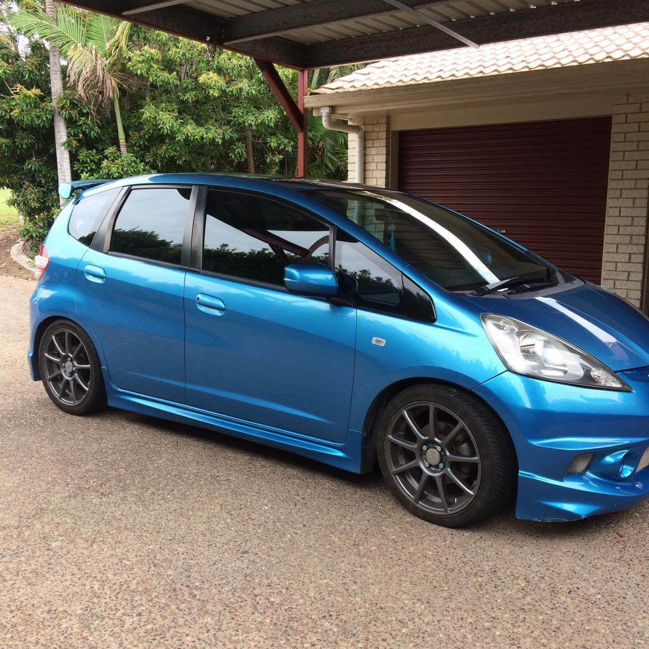 2008 honda jazz vti ge car sales qld fraser coast 2932941. Black Bedroom Furniture Sets. Home Design Ideas