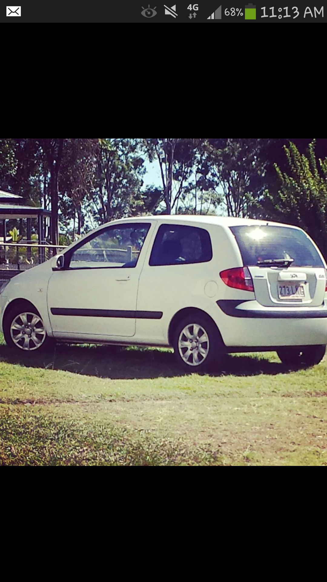 2008 hyundai getz car sales qld sunshine coast 2462925. Black Bedroom Furniture Sets. Home Design Ideas