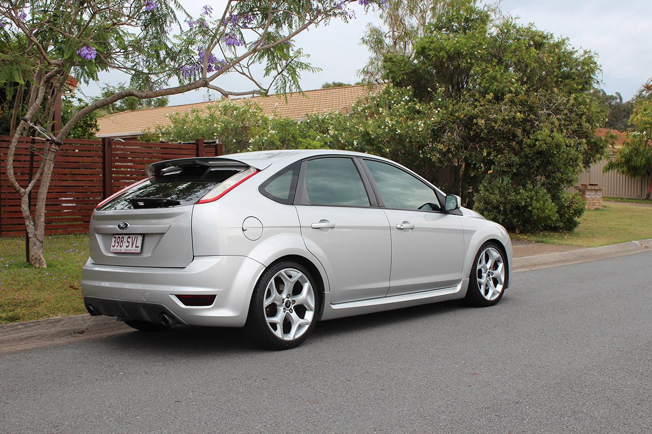 2009 ford focus xr5 turbo lv car sales qld gold coast 2945533. Black Bedroom Furniture Sets. Home Design Ideas
