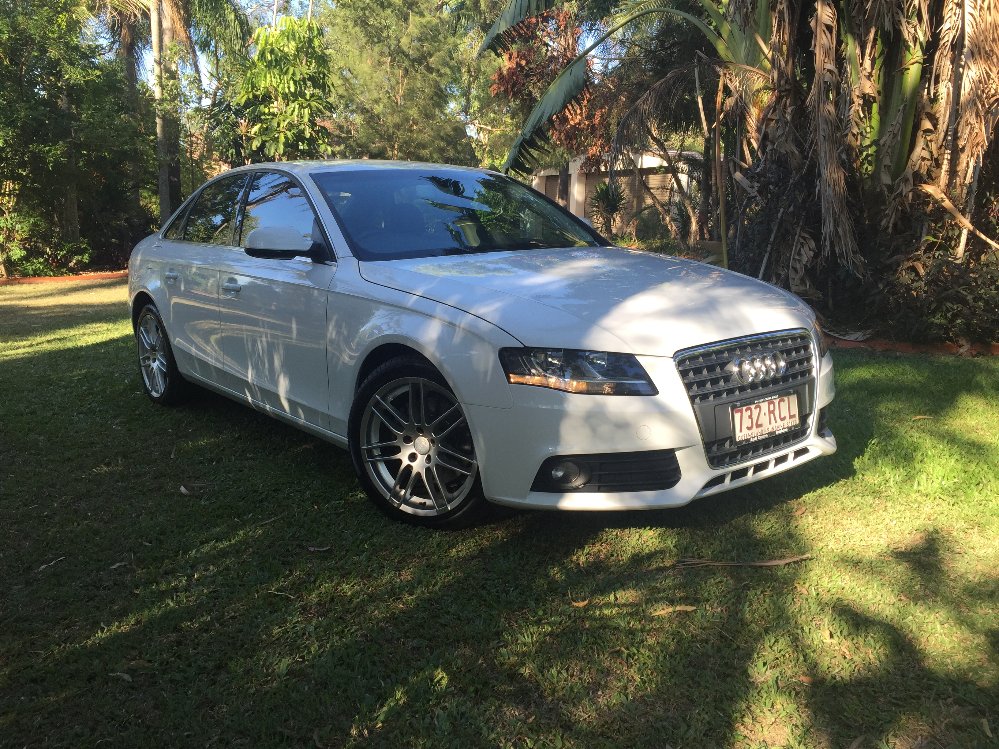 2010 audi a4 2 0 tfsi b8 8k car sales qld brisbane. Black Bedroom Furniture Sets. Home Design Ideas
