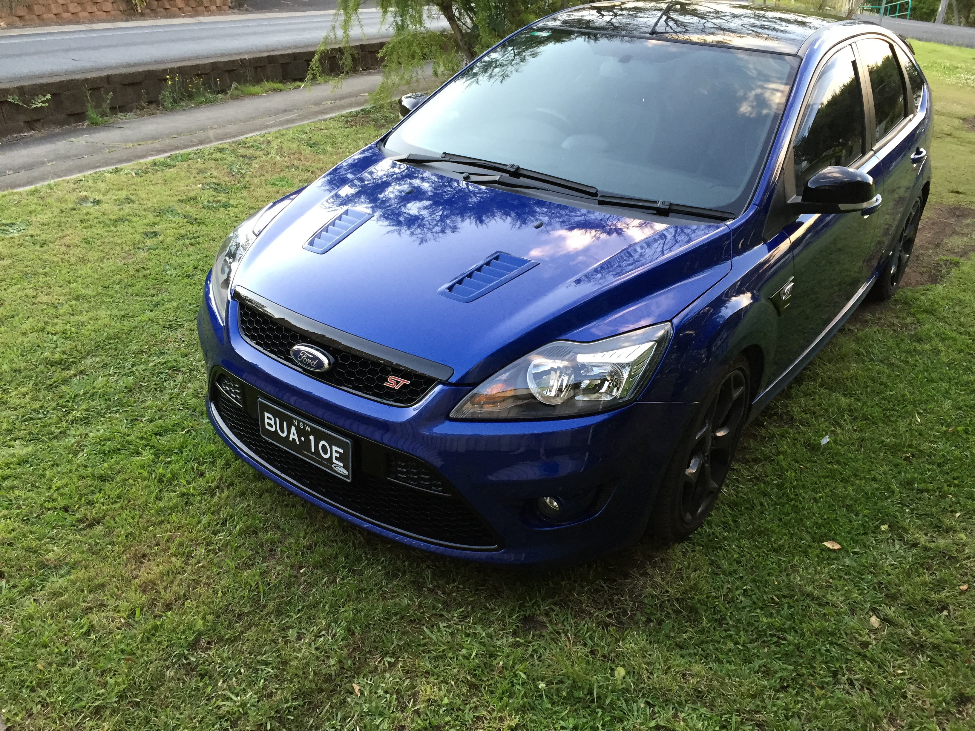 2010 ford focus xr5 turbo lv car sales nsw far north. Black Bedroom Furniture Sets. Home Design Ideas