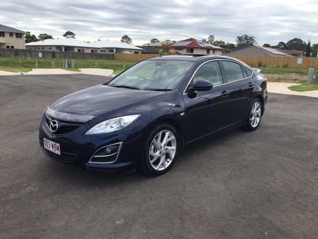2010 mazda 6 car sales qld brisbane north 2908391. Black Bedroom Furniture Sets. Home Design Ideas