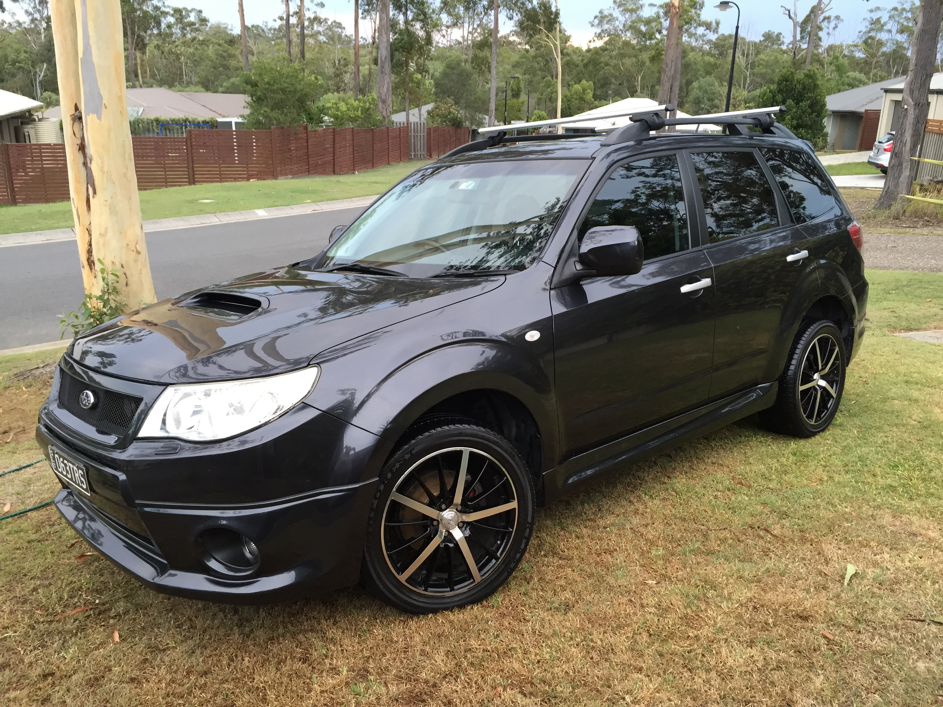 2010 Subaru Forester Xt Premium My10 Car Sales Qld