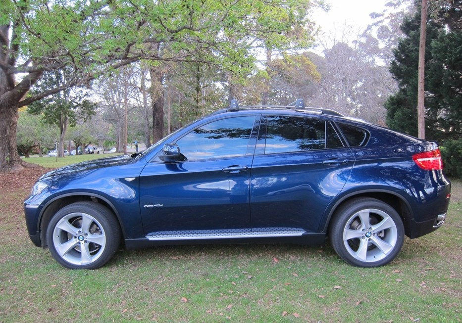 2011 bmw x6 xdrive 40d e71 my11 car sales nsw central. Black Bedroom Furniture Sets. Home Design Ideas