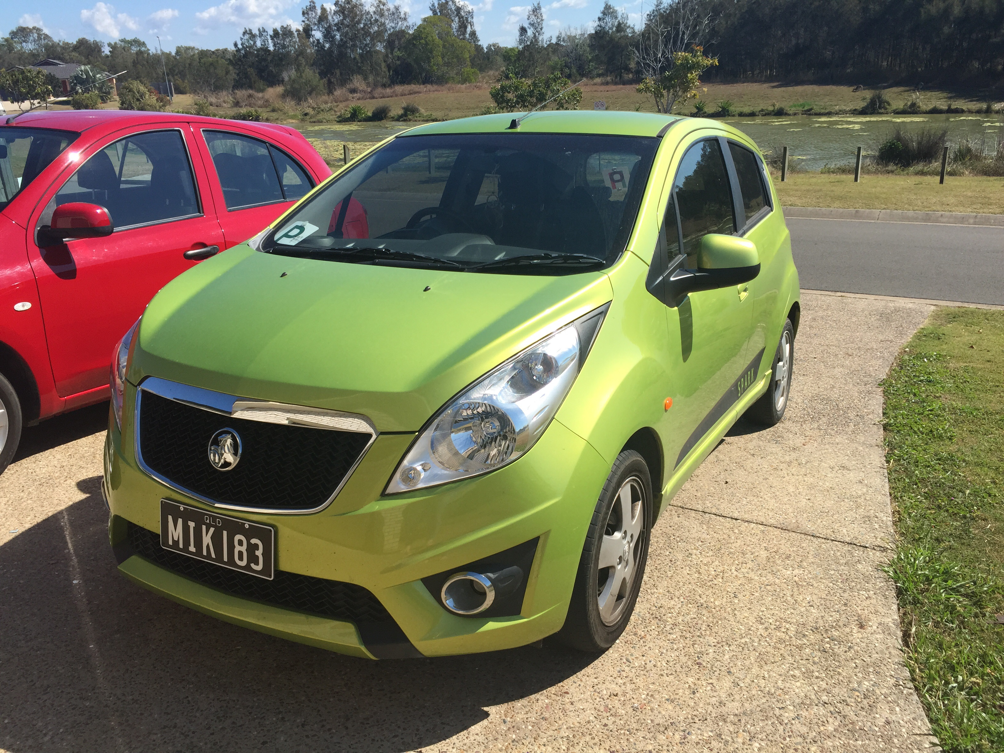 2011 Holden Barina Spark Cdx Mj Car Sales Qld Wide Bay