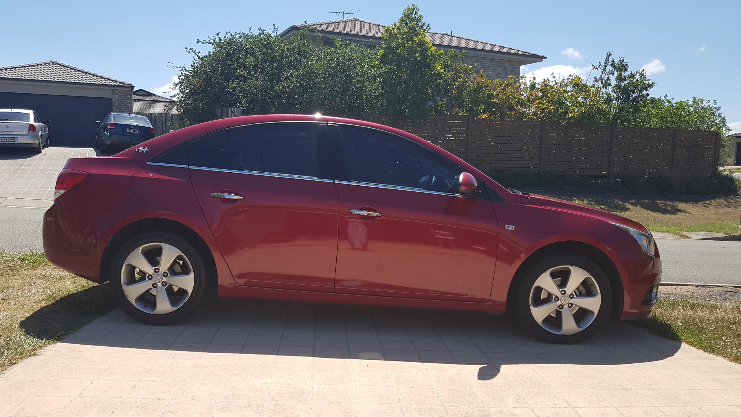 2011 Holden Cruze Cdx Jg Car Sales Qld Brisbane North