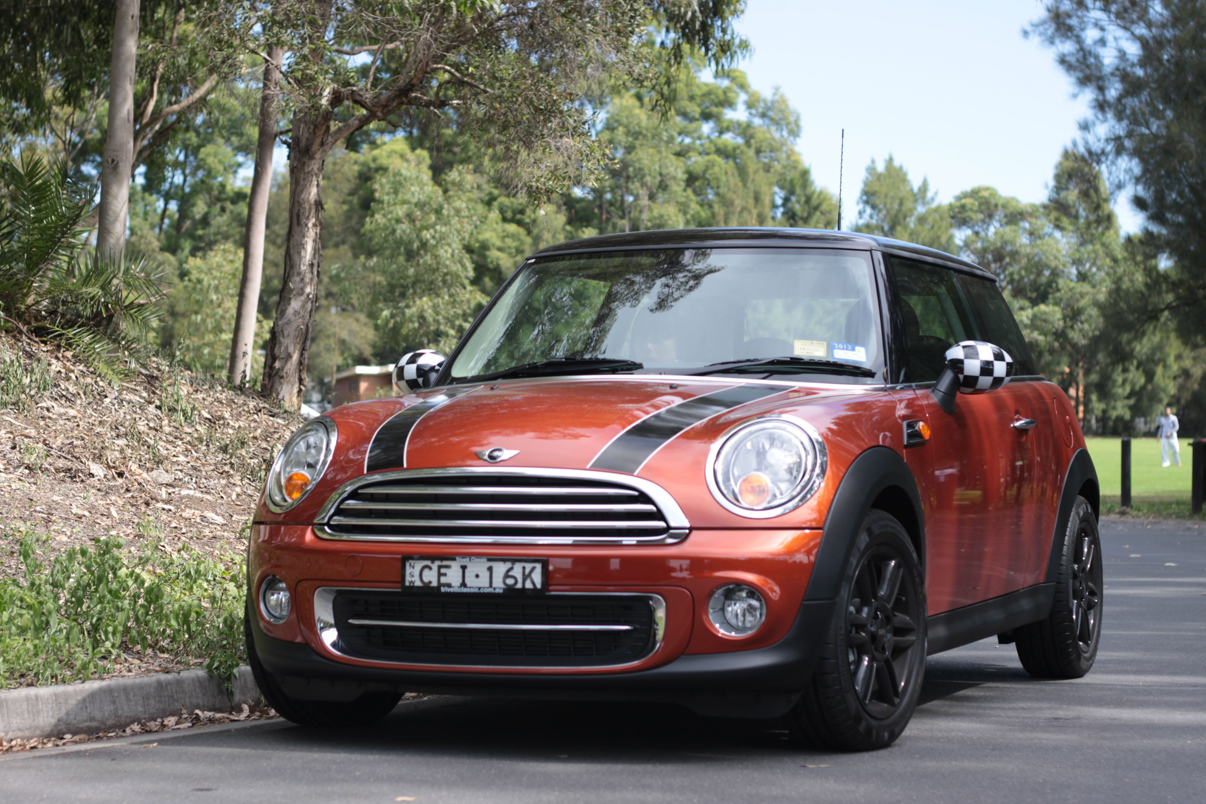 2011 mini cooper chilli r56 my11 car sales nsw sydney north 2921255. Black Bedroom Furniture Sets. Home Design Ideas
