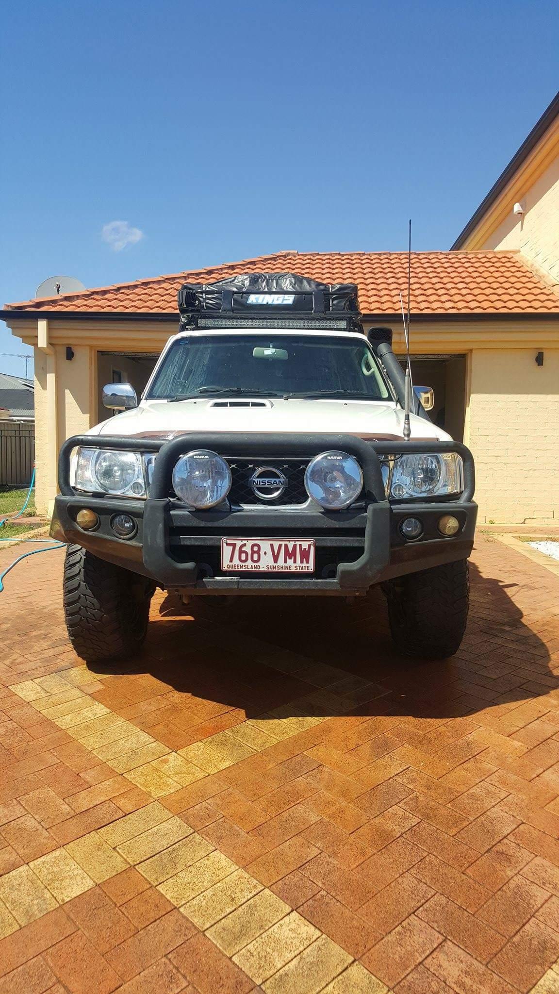 2011 Nissan Patrol Car Sales Qld Brisbane 2921962