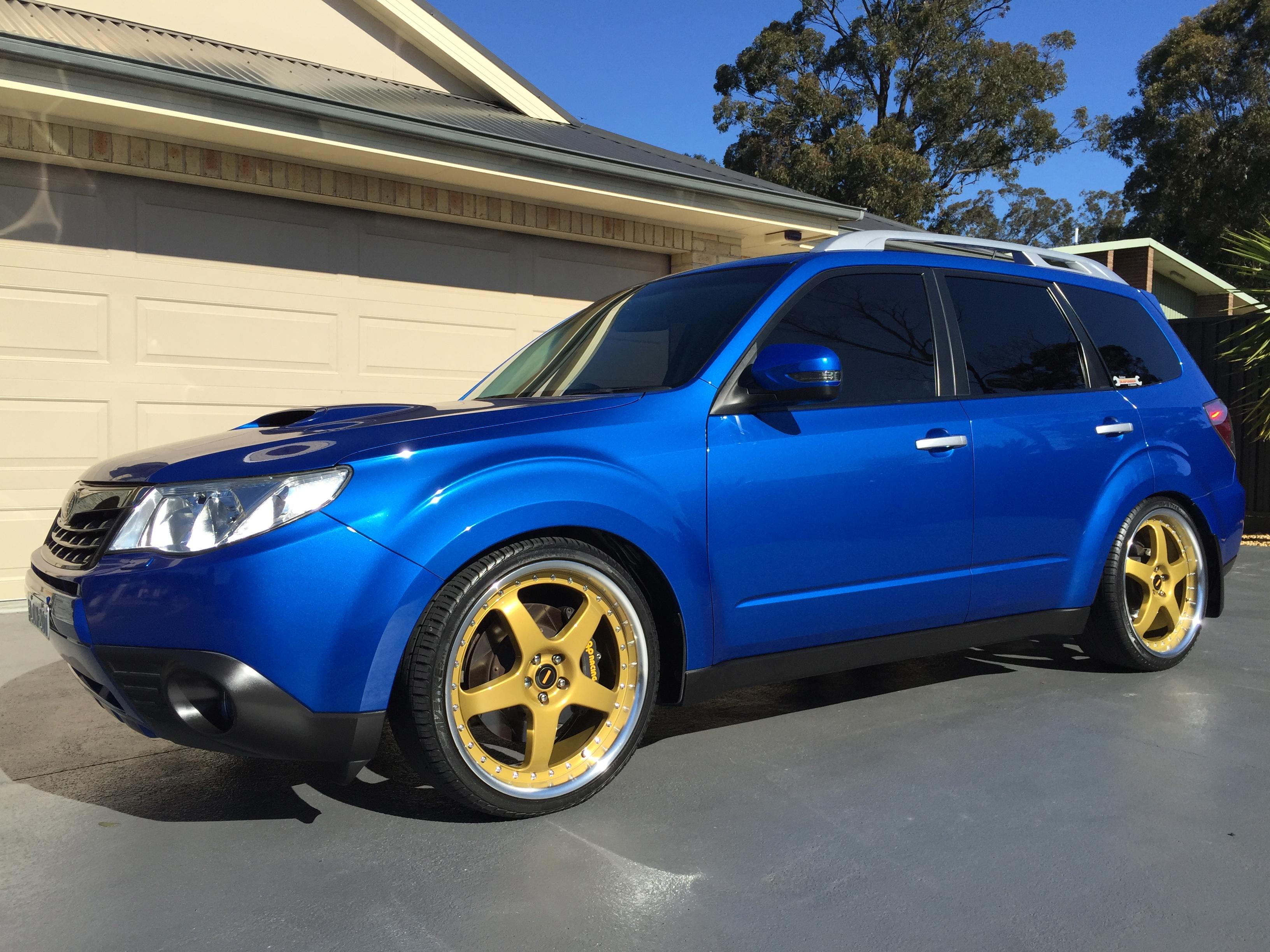 2011 subaru forester s my11 car sales nsw penrith 2690919
