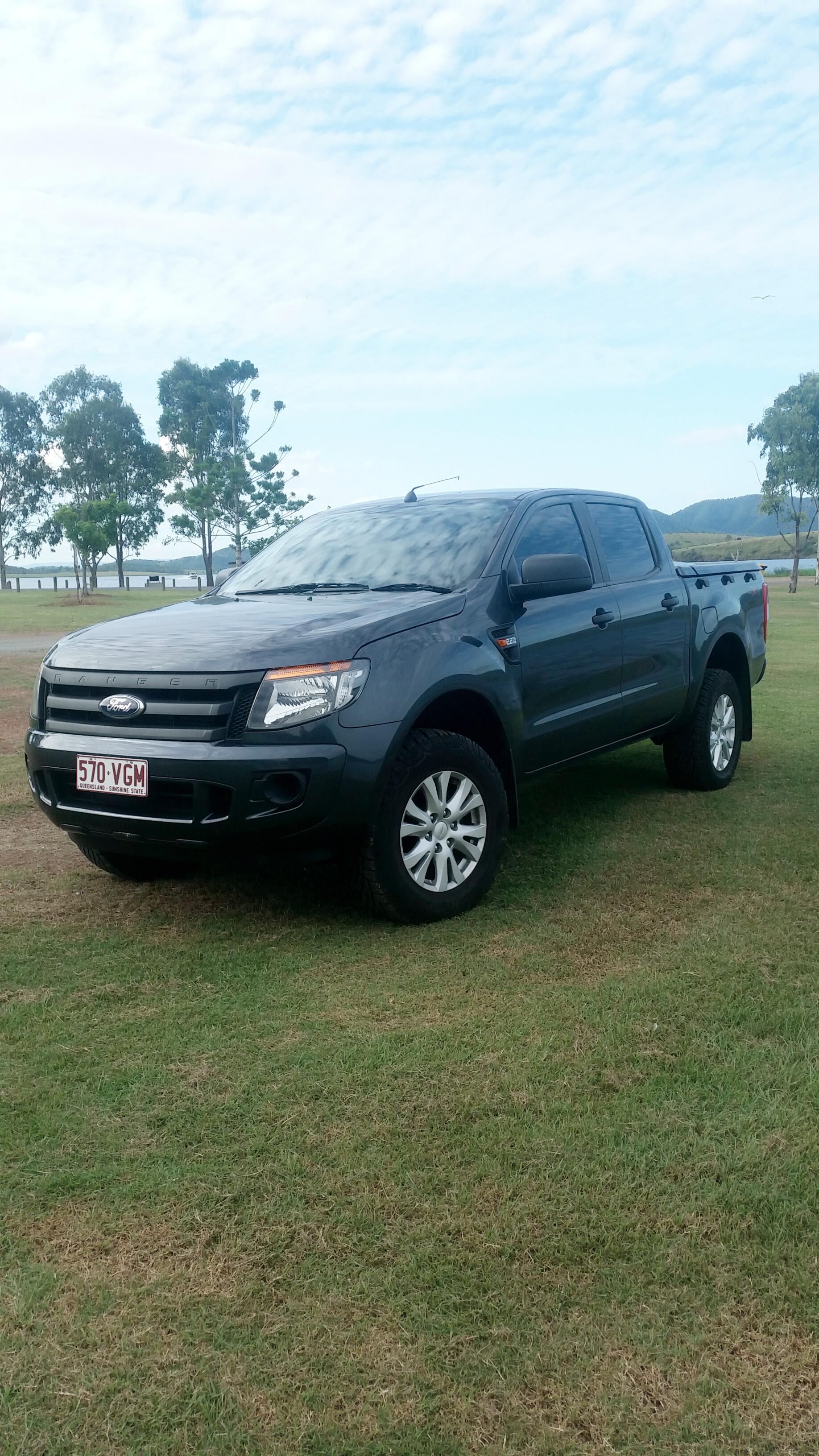 2012 ford ranger xl 2 2 4x4 px car sales qld brisbane south 2615990