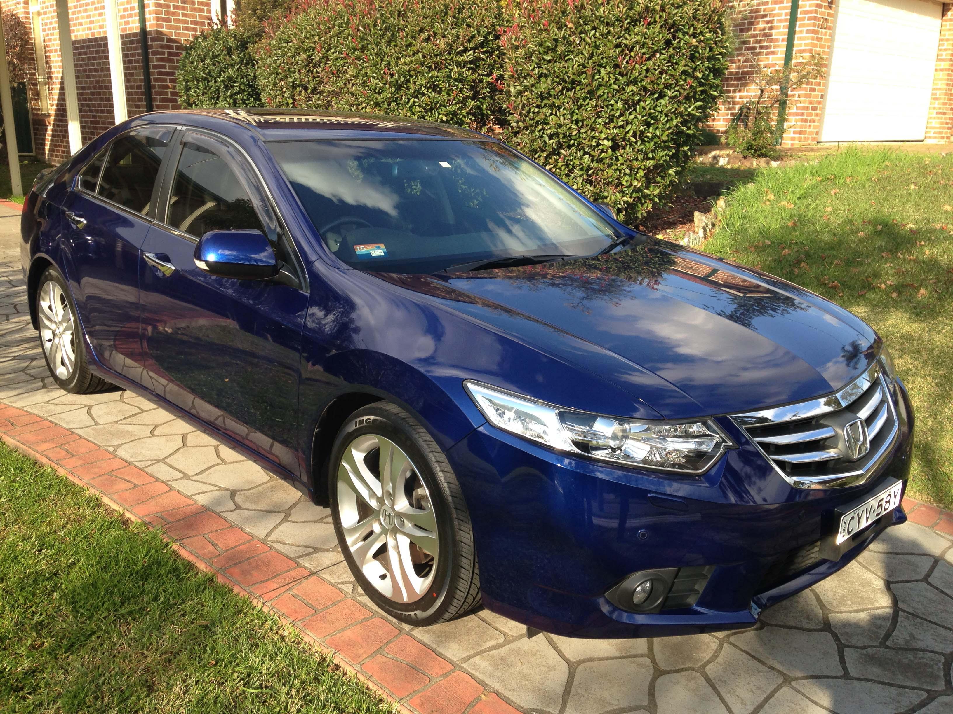 Cars For Sale Rockhampton >> 2012 Honda Accord Euro | Car Sales NSW: Sydney North #2677830