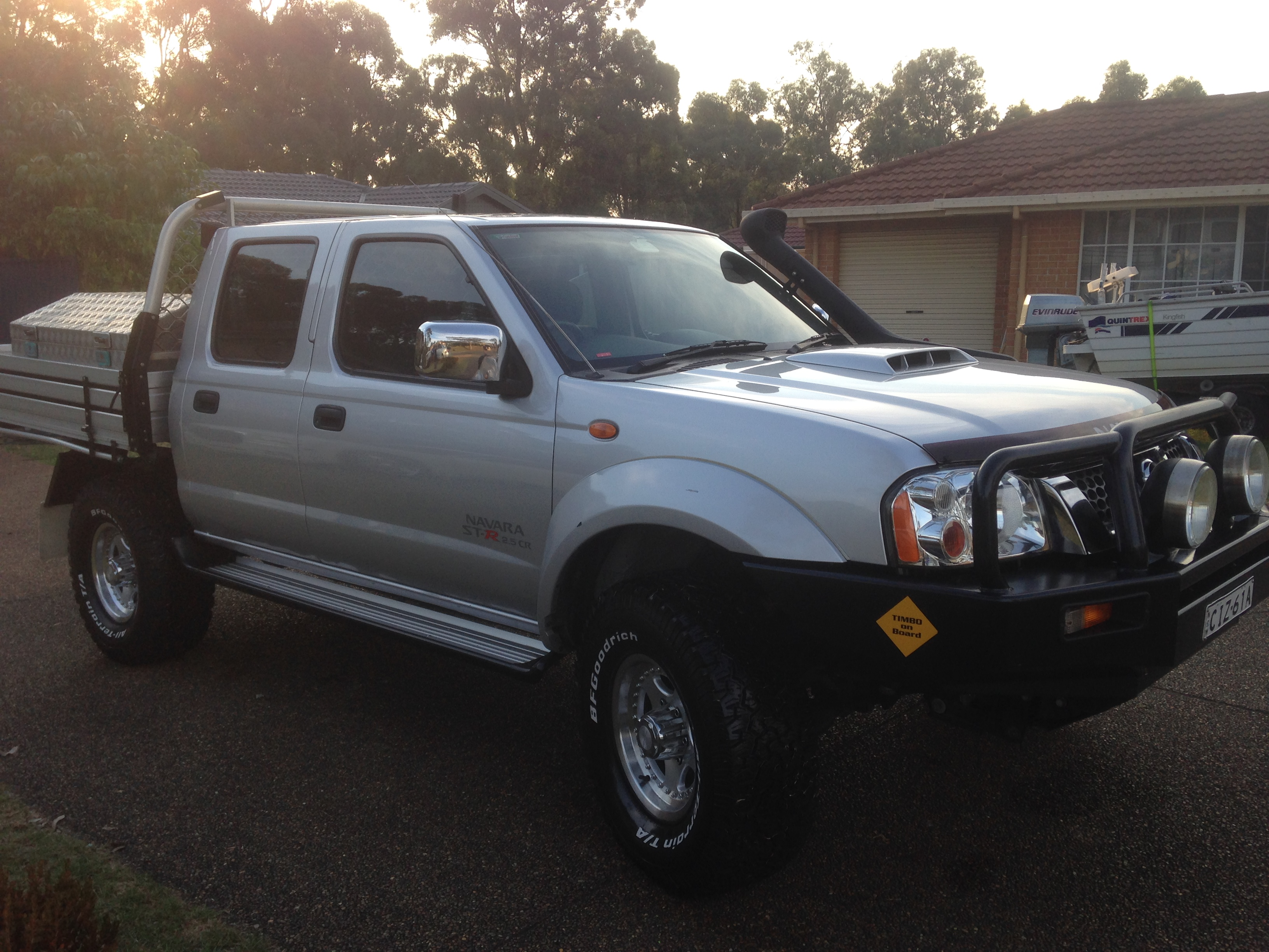 2012 nissan navara st r 4x4 d22 series 5 car sales nsw cambelltown 2940313. Black Bedroom Furniture Sets. Home Design Ideas