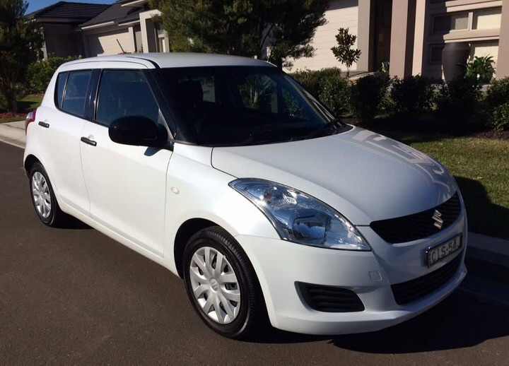 2012 suzuki swift ga fz car sales nsw sydney west 2678313. Black Bedroom Furniture Sets. Home Design Ideas