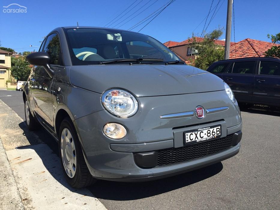 2014 Fiat 500 Car Sales Nsw Sydney 2911033