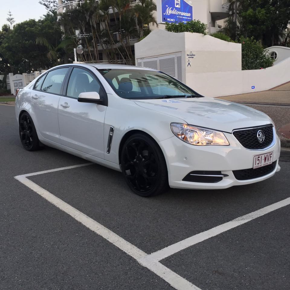 2014 Holden Commodore Evoke VF
