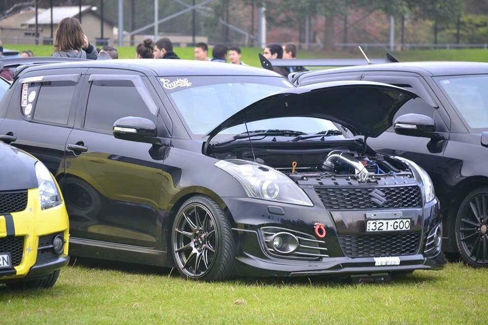 Suzuki Hatchback  Cyl