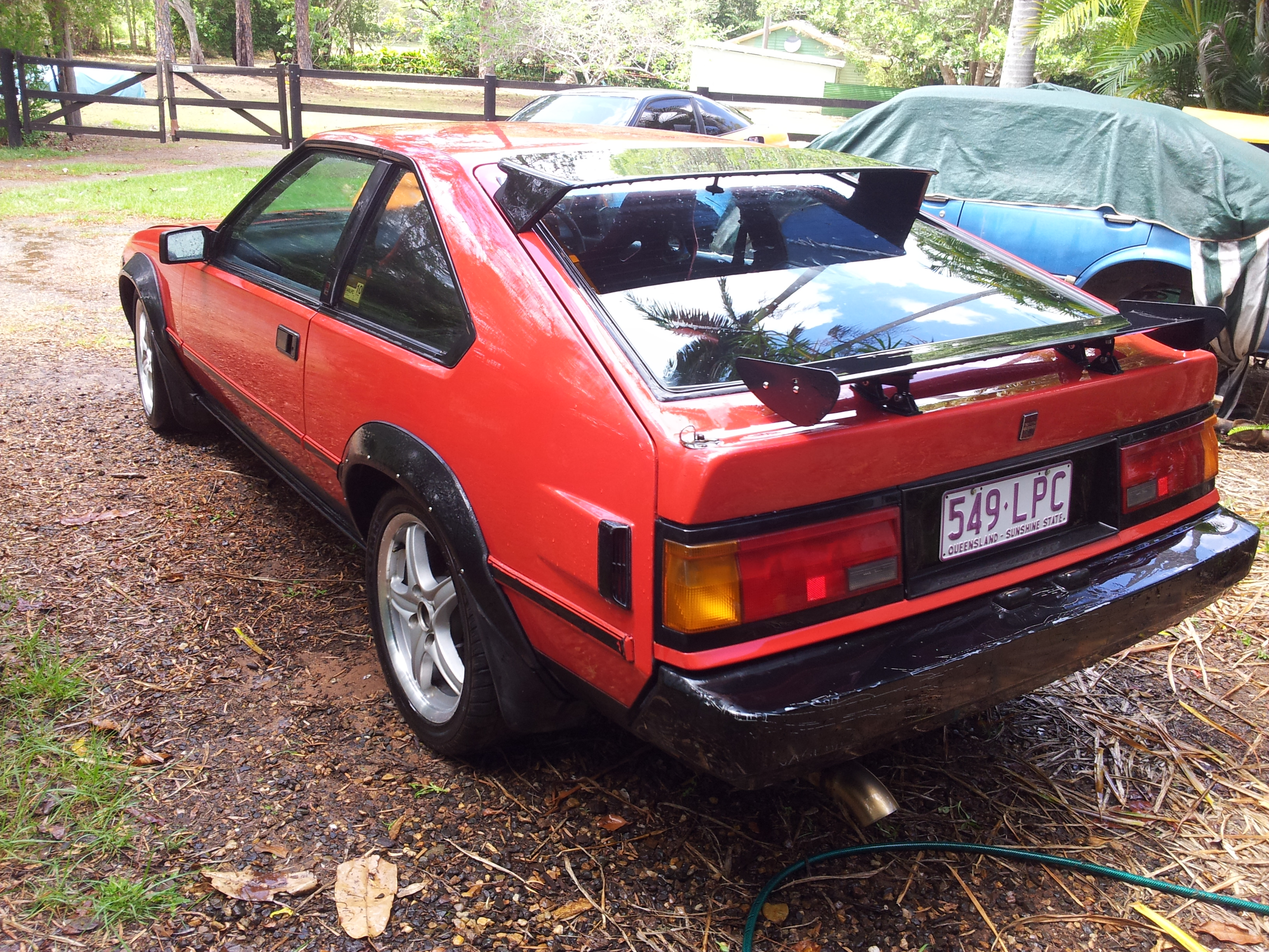 1984 toyota supra car sales nsw far north coast 2192037. Black Bedroom Furniture Sets. Home Design Ideas