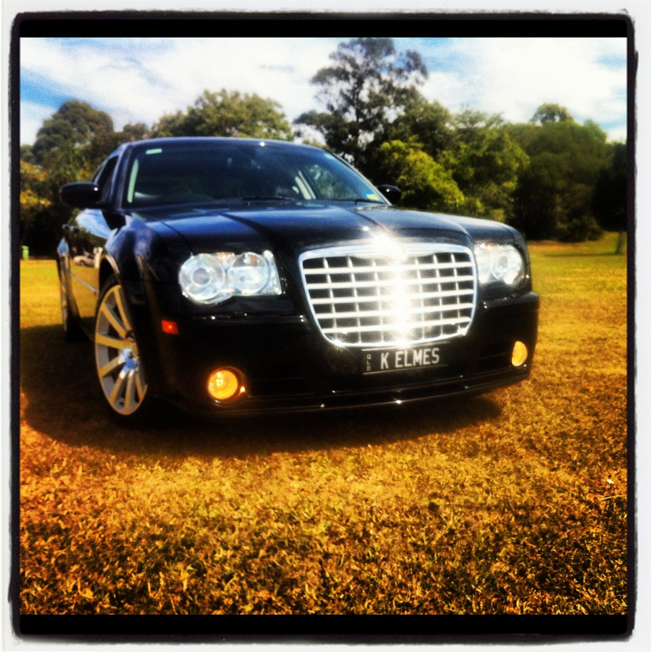 2009 Chrysler 300c Srt8 Le My08