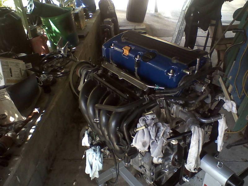 Cheap 08 honda accord euro engine k24 car parts qld for Cheap honda motors for sale