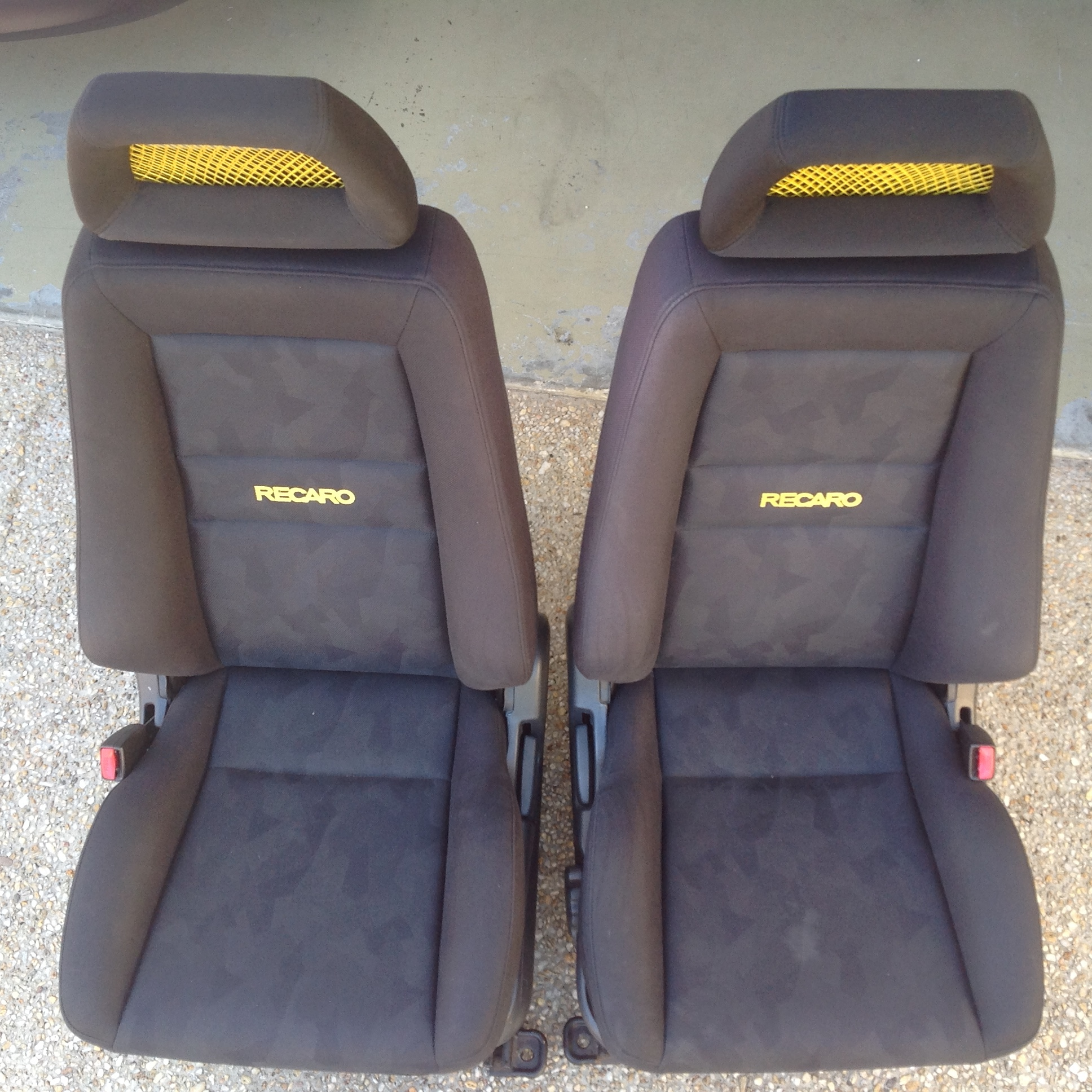 recaro bucket seats car parts qld gold coast 2921692. Black Bedroom Furniture Sets. Home Design Ideas