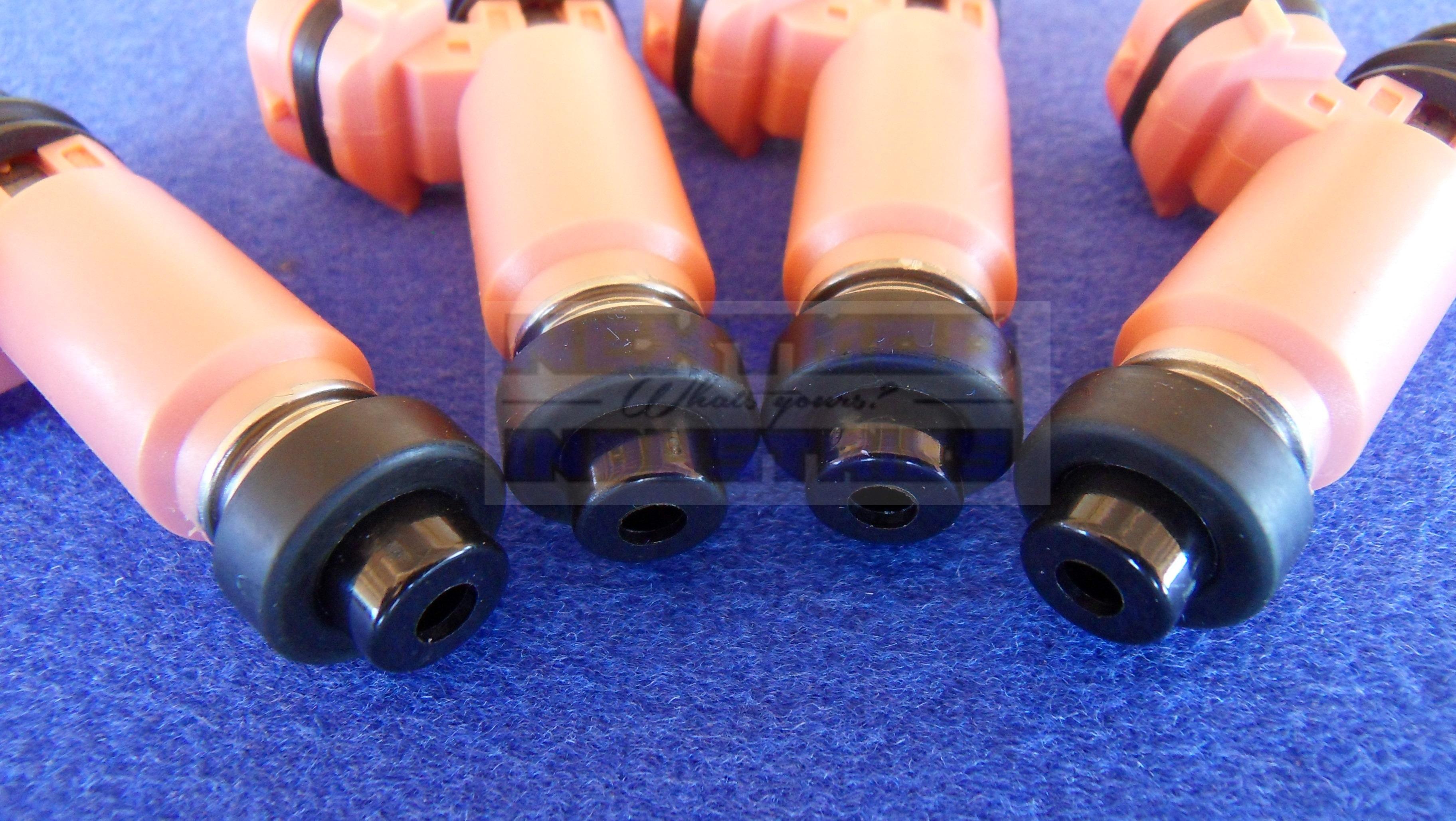 Subaru Sti Denso 565cc Pink Fuel Injectors X 4 Vf34