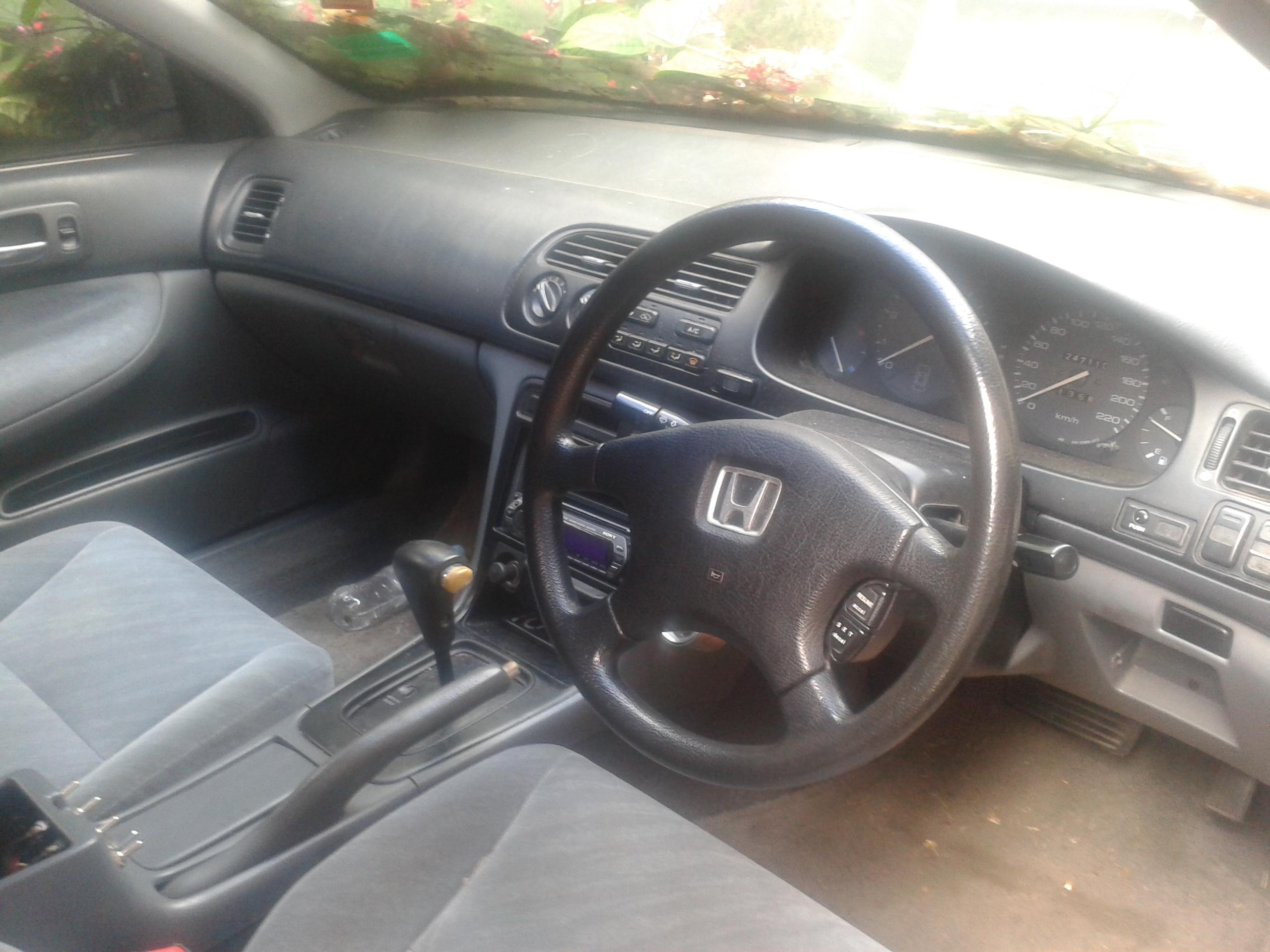Wrecking 1994 Honda Accord Cd Vti Car Parts Qld