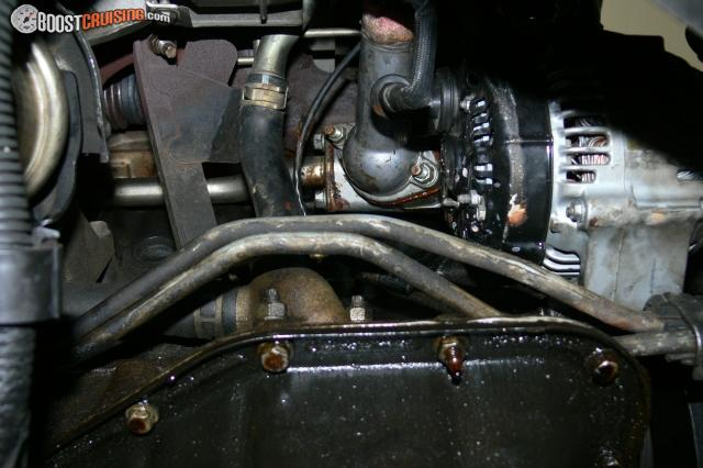 Lexus Gs 19982005 Thermostat Install Diyrhautodiyonline: Buick Lucerne Thermostat Location At Gmaili.net